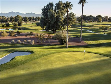 Arizona Championship Golf Courses at Wigwam