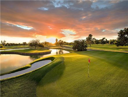 Golf amidst the Majestic Arizona Landscapes