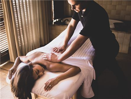 Relaxing Massages from Trained Wigwam Professionals