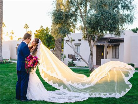 Picturesque Lawn Weddings at Our Phoenix Resort