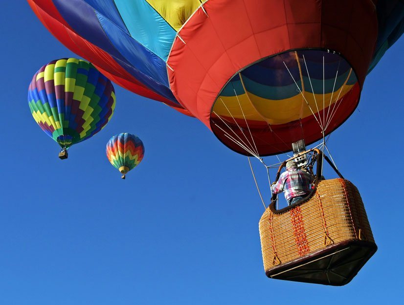 Hot Air Balloon Rides in Litchfield Park
