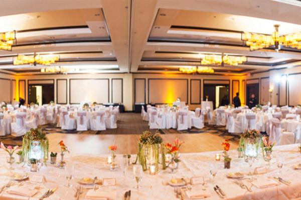 Wigwam Ballroom Wedding Reception