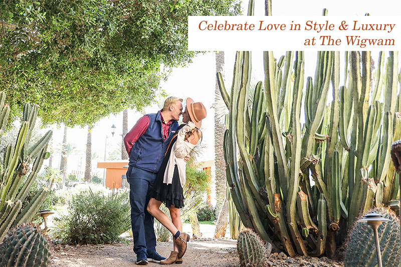 Celebrate Love in Style & Luxury at The Wigwam