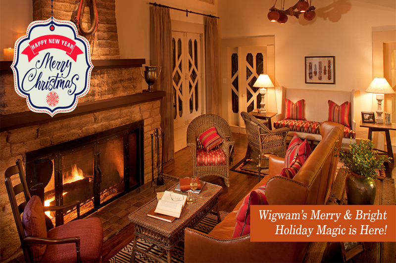 Wigwam's Merry & Bright Holiday Magic is Here!