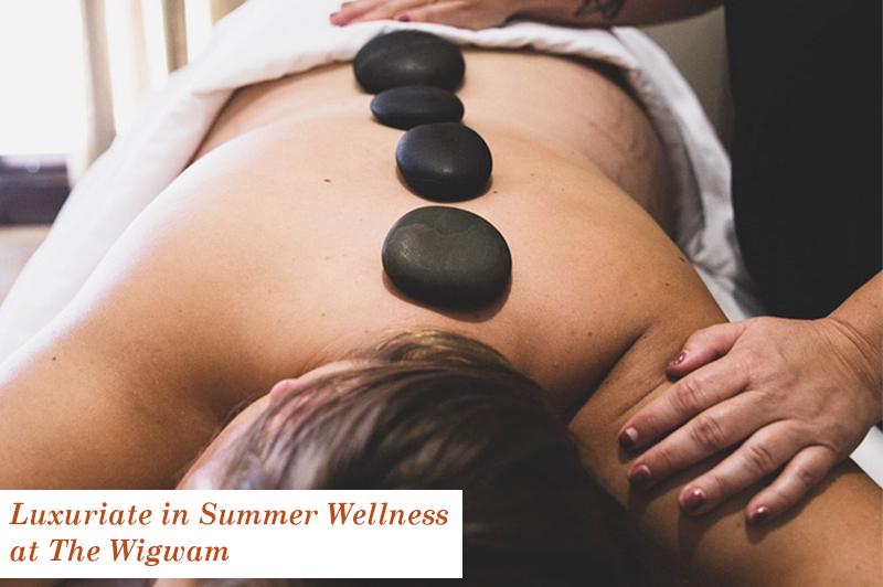 Luxuriate in Summer Wellness at The Wigwam