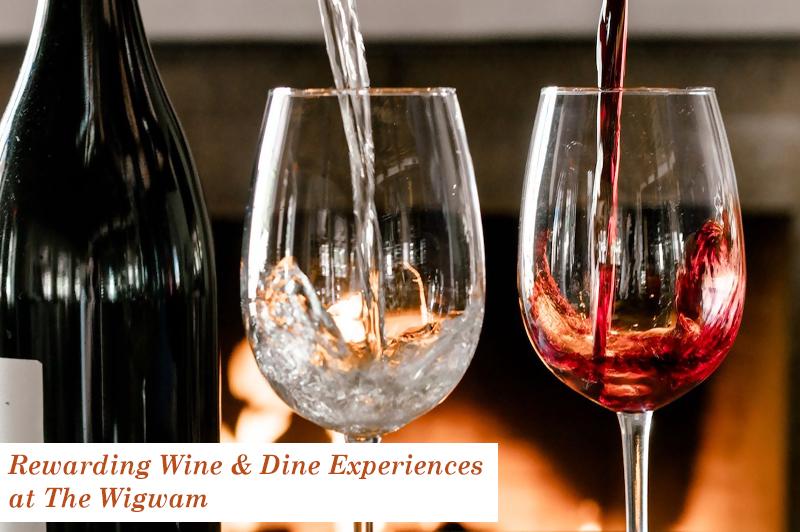 Rewarding Wine & Dine Experiences at The Wigwam