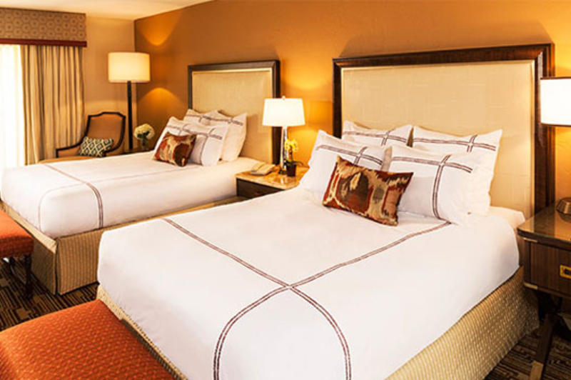 Our Accommodation Options Here at The Wigwam Resort in Litchfield Park
