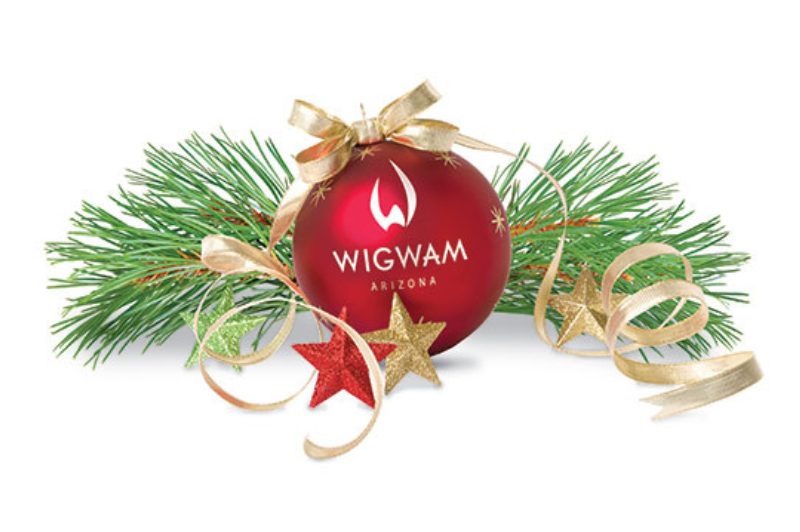 Come Celebrate the Holiday Season With Us At The Wigwam