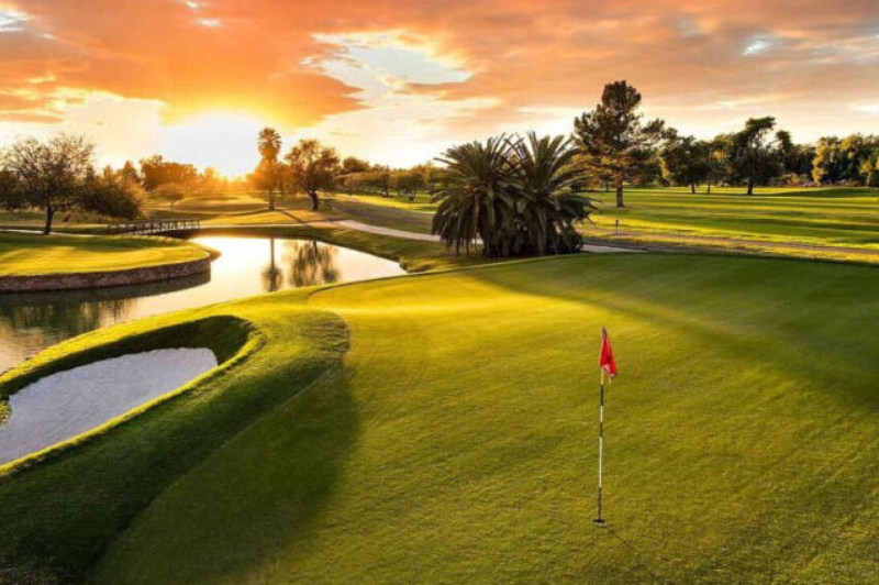 Plan a Gorgeous Winter Round of Golf at The Wigwam Resort