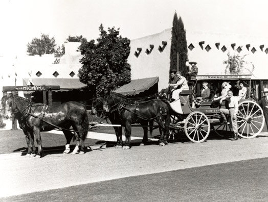 The Wigwam Resort, Arizona in 1918
