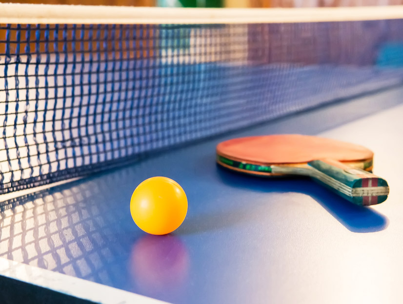 Play Ping Pong Litchfield Park Resort