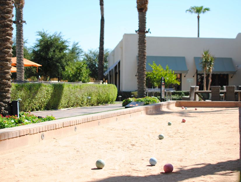 Play Bocce at Litchfield Park Resort