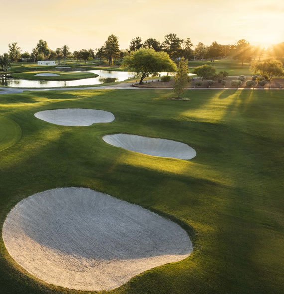 The Wigwam Resort, Arizona offers Golfing