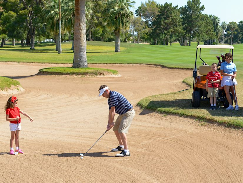 Greens Fees For Kids Packages Litchfield Park Resort