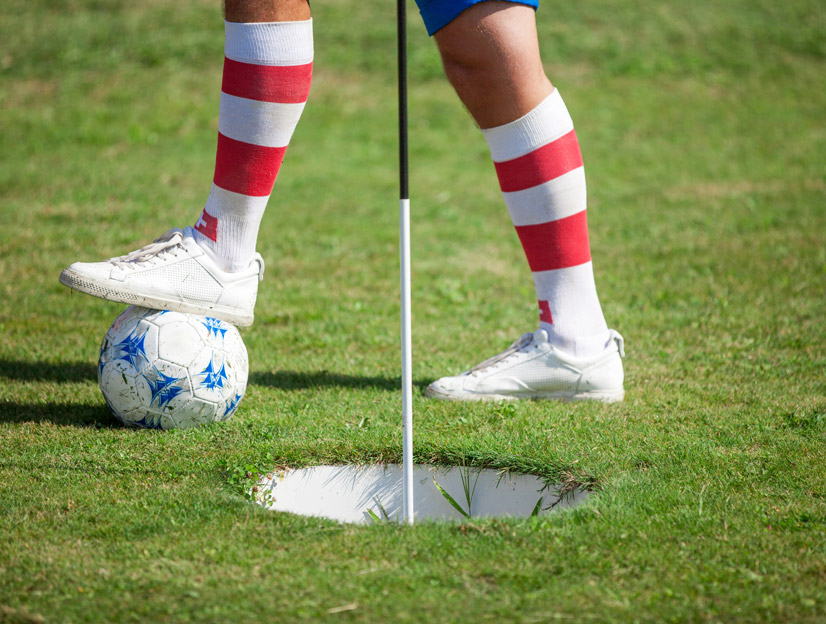 Foot Golf Packages at Litchfield Park Resort