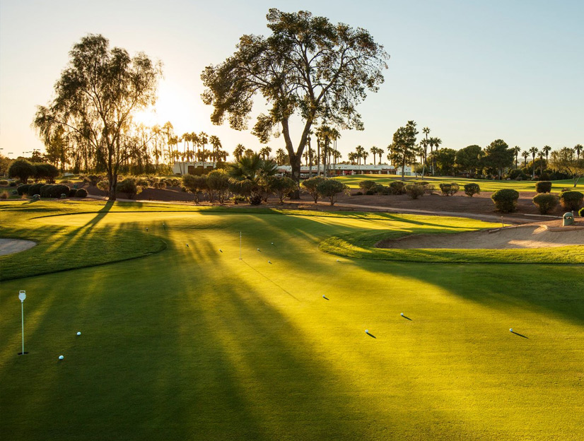 Tee It Up Golf Package