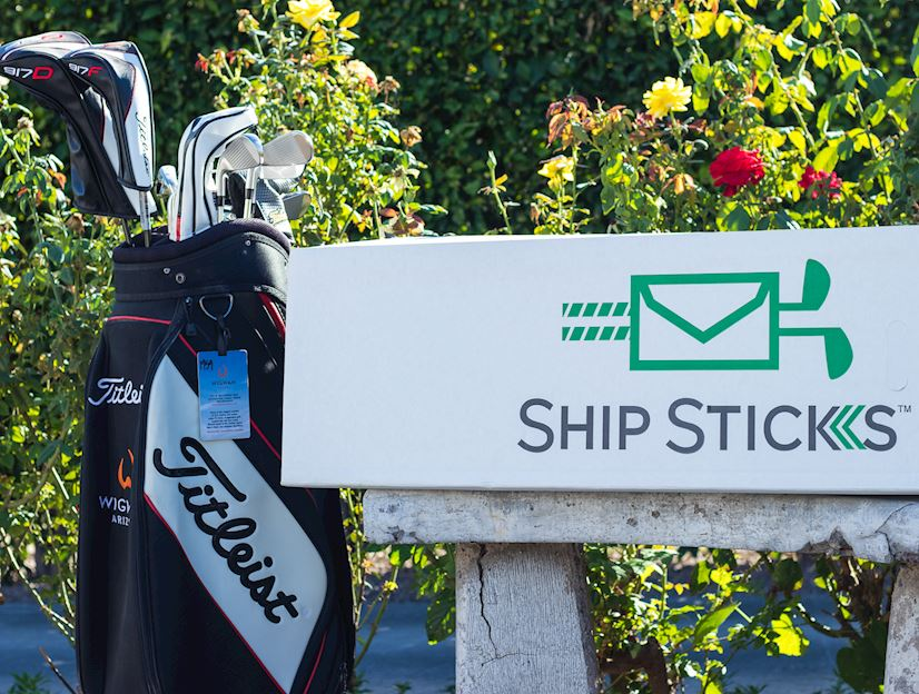 Golf Club Rental & Shipping. Rent or Bring Your Own!