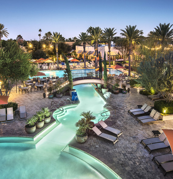 The Wigwam Resort, Arizona in Outdoor Pools